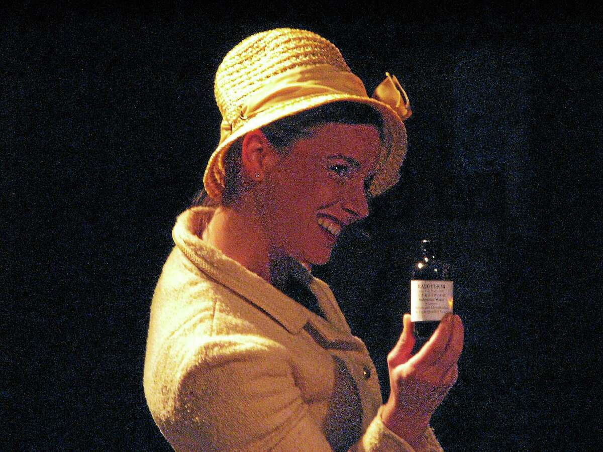 Submitted photo - Mattatuck Museum/Shakesperience The Mattatuck Museum, located on the green in Waterbury, will present Radium Girls, a play by Shakesperiece Productions, on Friday and Saturday, July 18-19 at 8 p.m. and Sunday, July 20 at 3 p.m.