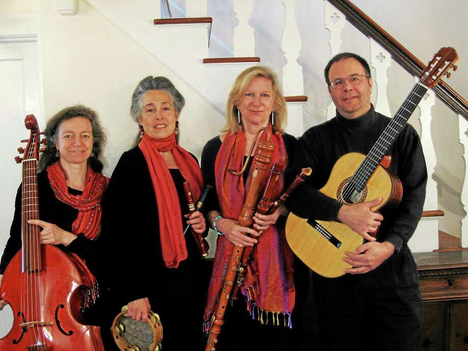 Submitted photo The Wykeham Consort is performing a special concert in Washington in January. Photo: Journal Register Co.