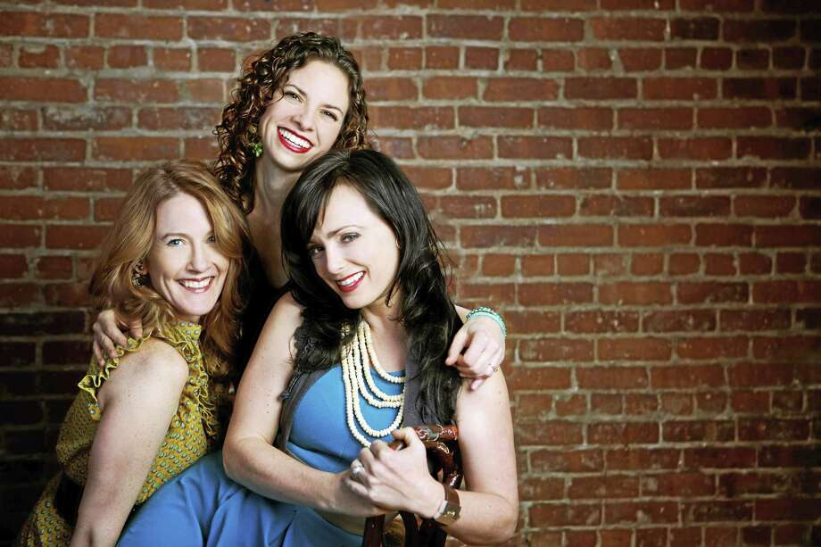 Photo courtesy of Red Molly/redmolly.com Amazing harmonies and finger picking will be part of an exciting show by Red Molly at Infinity Music Hall in Norfolk Jan. 4. Photo: Journal Register Co.