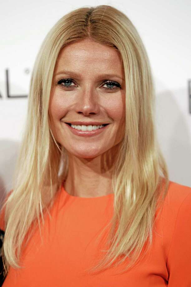 FILE - In this Oct. 18, 2010, file photo, actress Gwyneth Paltrow arrives at a ELLE magazine's 17th Annual Women in Hollywood Tribute in Beverly Hills, Calif. Paltrow and Joel Gallen are returning to produce ëStand Up to Cancerí for a second time and other stars from TV, film and music will encourage and accept donations from the public. The money raised supports cross-disciplinary research toward new cancer treatments. (AP Photo/Matt Sayles, File) Photo: AP / AP