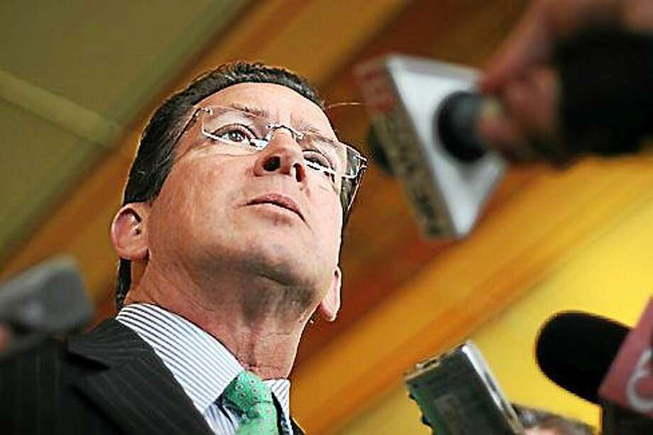 Gov. Dannel P. Malloy Photo: Courtesy Ctnewsjunkie
