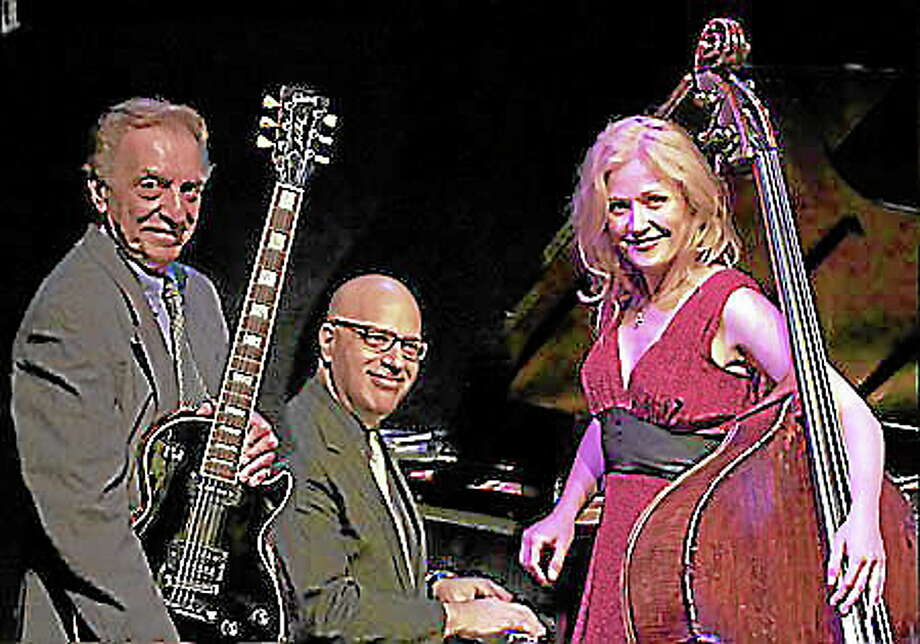 Submitted photo Les Paul Trio The Les Paul Trio is performing Nov. 15 in Waterbury, at the Palace Theater's Poli Club. Photo: Journal Register Co.