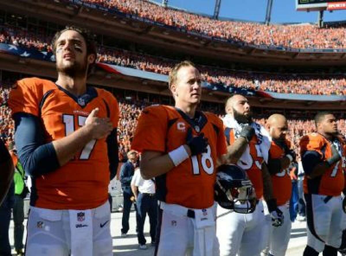 The Denver Broncos came together as a unit this season, despite a roster that was nearly 40 percent new.