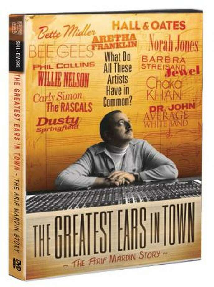 """""""The Greatest Ears in Town"""" is a new documentary on Arif Mardin, the producer, arranger, musician and multi-Grammy winner who helped shape the sound of artists as varied as Aretha Franklin, The Bee Gees, Bette Midler and Norah Jones. After a limited spring run, the documentary will be released on DVD on Nov. 5."""