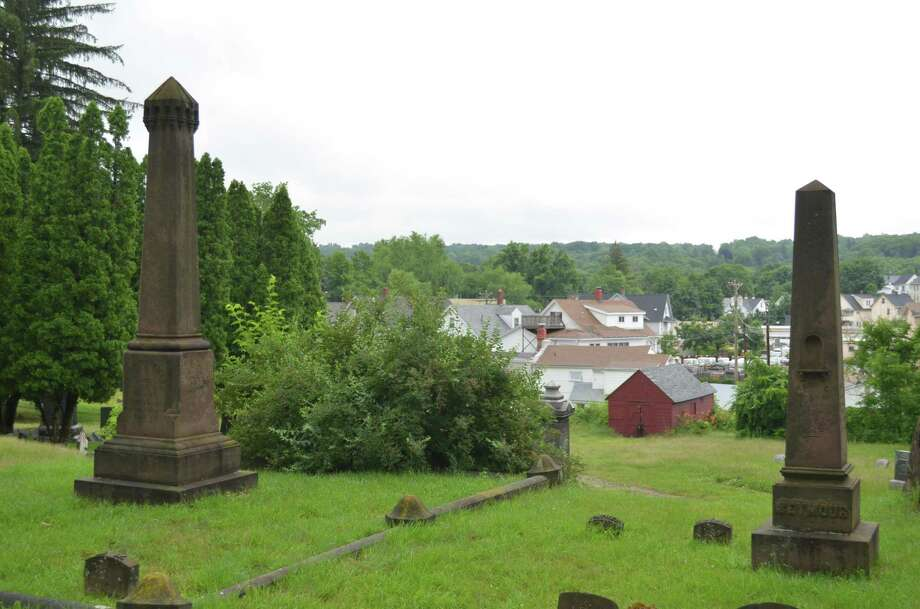 Center Cemetery in Torrington, where a mower worth $6,000 was recently stolen.John Berry - Register Citizen