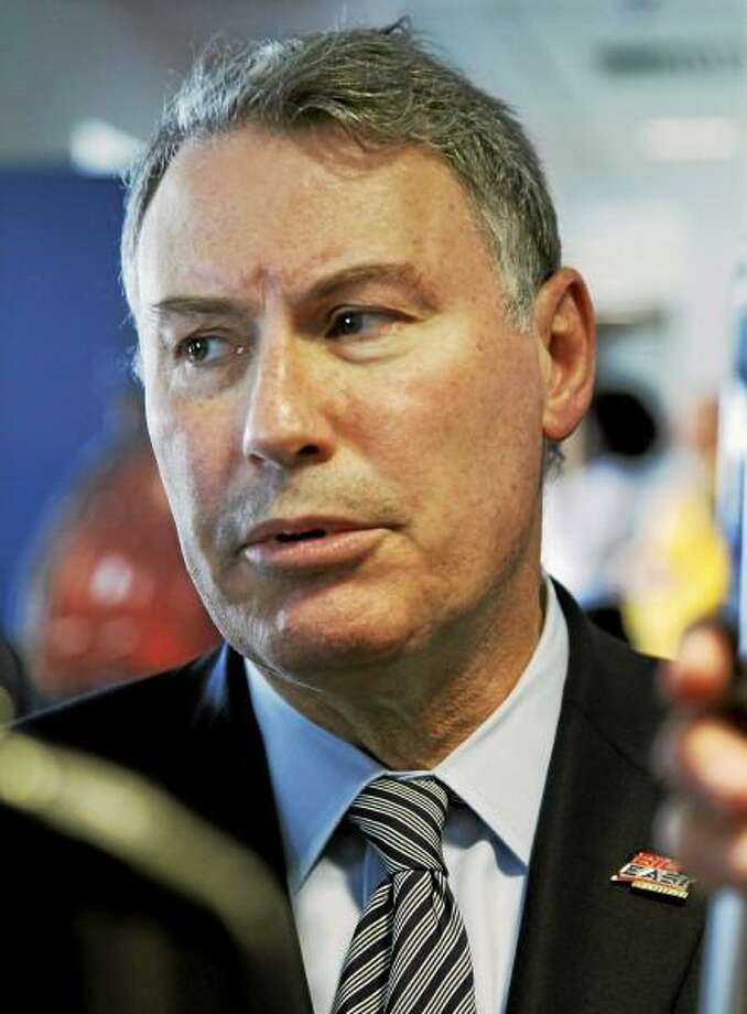 The new American Athletic Conference, led by commissioner Mike Aresco opened for business on Monday. Photo by Mel Evans/The Associated Press Photo: ASSOCIATED PRESS / A2012