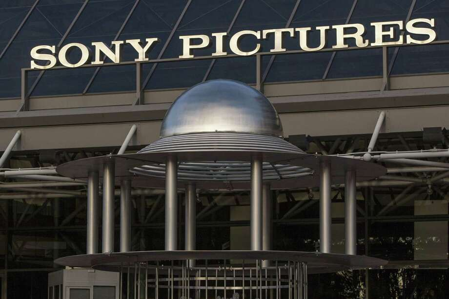 An exterior view of the Sony Pictures Plaza building is seen in Culver City, Calif. on Dec. 19, 2014. Photo: AP Photo/Damian Dovarganes  / AP