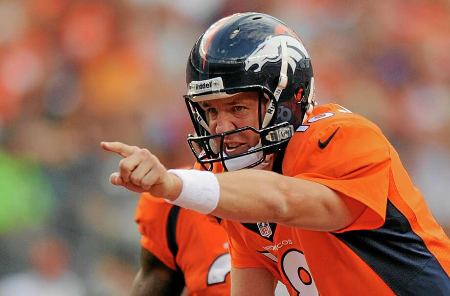 Dan Nowak believes Peyton Manning and the Denver Broncos will be looking for a measure of revenge when they face the Ravens on Thursday. Photo: Jack Dempsey — The Associated Press  / FR42408 AP