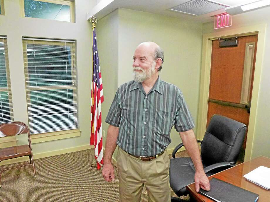 Craig Nelson, Warren's new first selectman, is no stranger to town politics, having chaired several commissions, the Republican Town Committee and serving as the town's zoning officer. Photo: Ryan Flynn—Register Citizen
