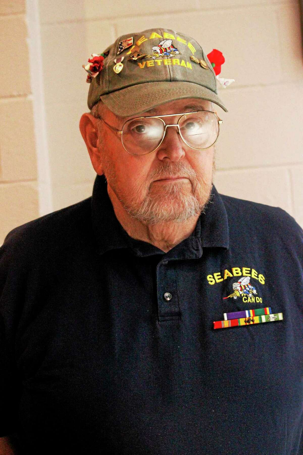 Jonathan Grohs, a Vietnam Veteran.