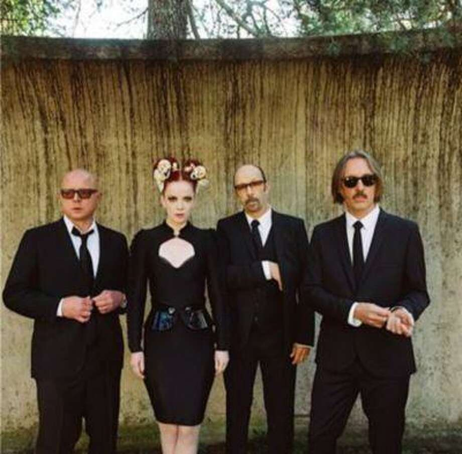 """Garbage performs Saturday, March 30, at the Majestic Theatre, 4140 Woodward Ave., Detroit. Doors open at 7 p.m. Tickets are $38. Call 313-833-9700 or visit <a href=""""http://www.majesticdetroit.com"""">www.majesticdetroit.com</a>."""