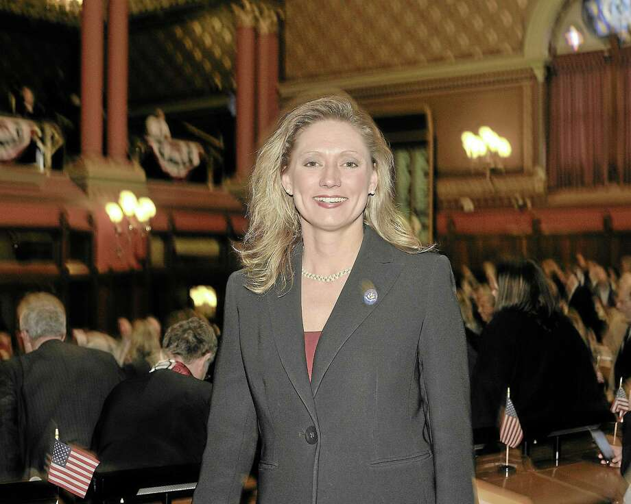 State Rep. Michelle Cook. Photo: Register Citizen File Photo  / Steven McKeen 2010