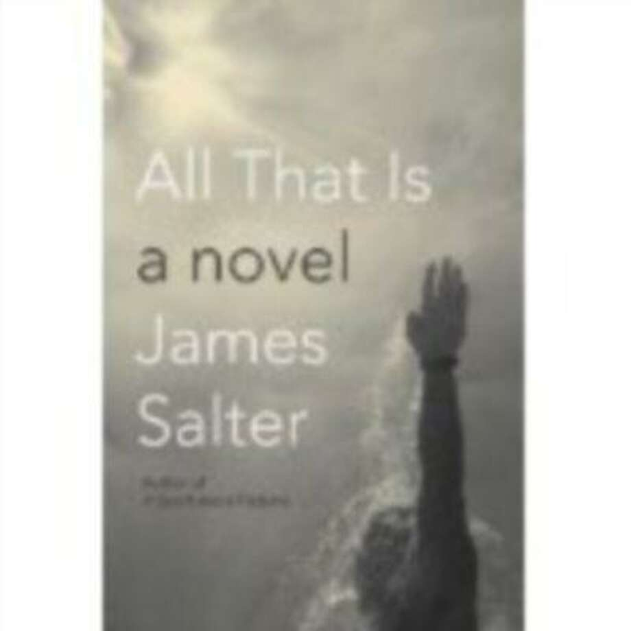 """Book Cover: """"All That Is"""""""