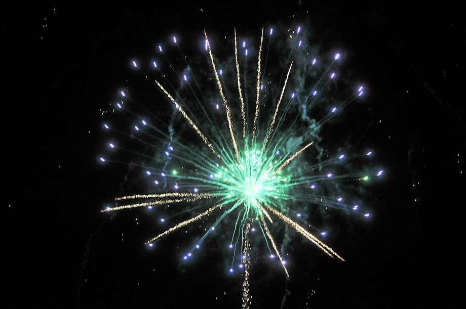 Torrington Fireworks Festival. Photo: Laurie Gaboardi — The Register Citizen