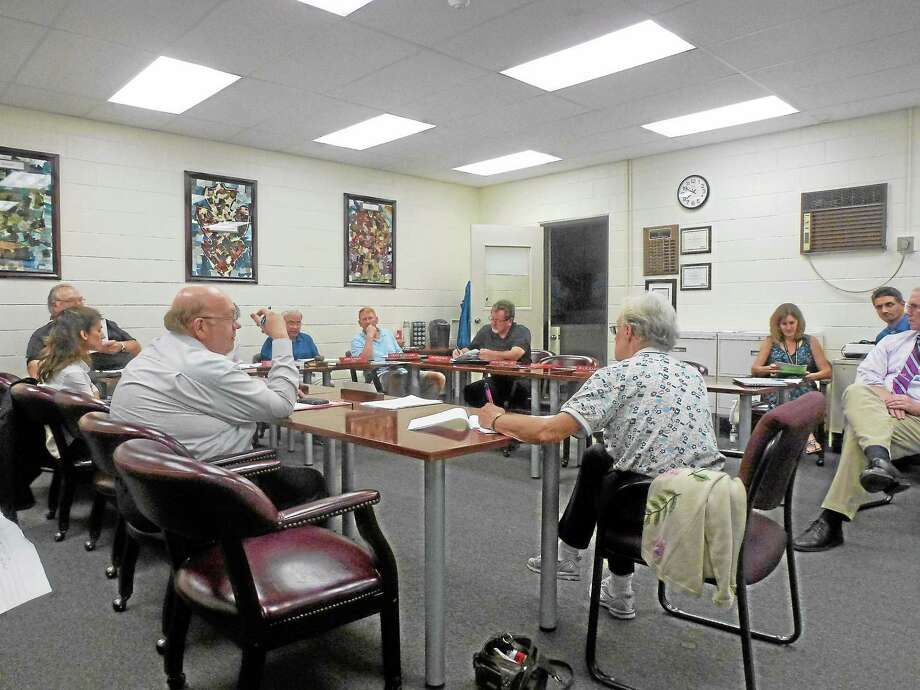 Region 6's new website, which launched Wednesday, was also presented during a Wednesday Board of Education meeting. Photo: Ryan Flynn—Register Citizen