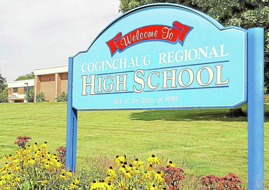 Coginchaug High School in Durham. Photo: The Middletown Press File Photo