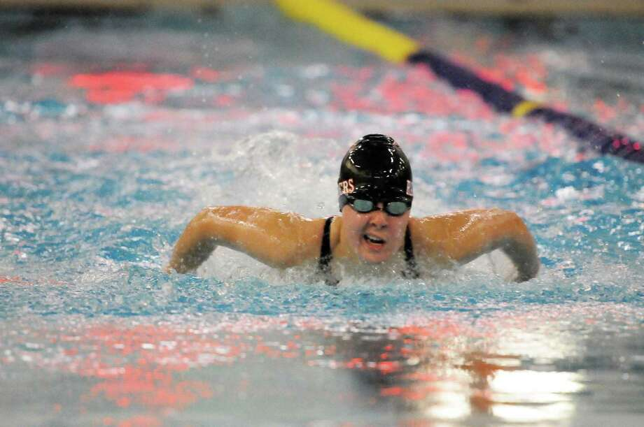 Makenzie Welch will be making her second trip to the YMCA Nationals. Photo: Laurie Gaboradi — Register Citizen