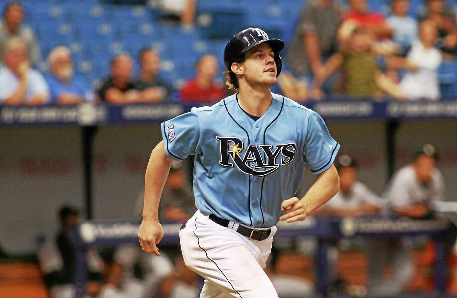 The Tampa Bay Rays have traded right fielder Wil Myers to the San Diego Padres. Photo: Reinhold Matay — The Associated Press File Photo