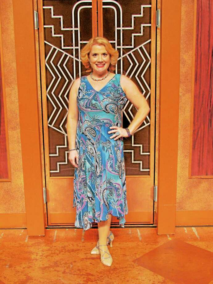 """Submitted photo - Eleah HamiltonActress Kimberly Vanbiesbrouck plays """"Soap Star"""" in """"Menopause the Musical."""" Photo: Journal Register Co."""