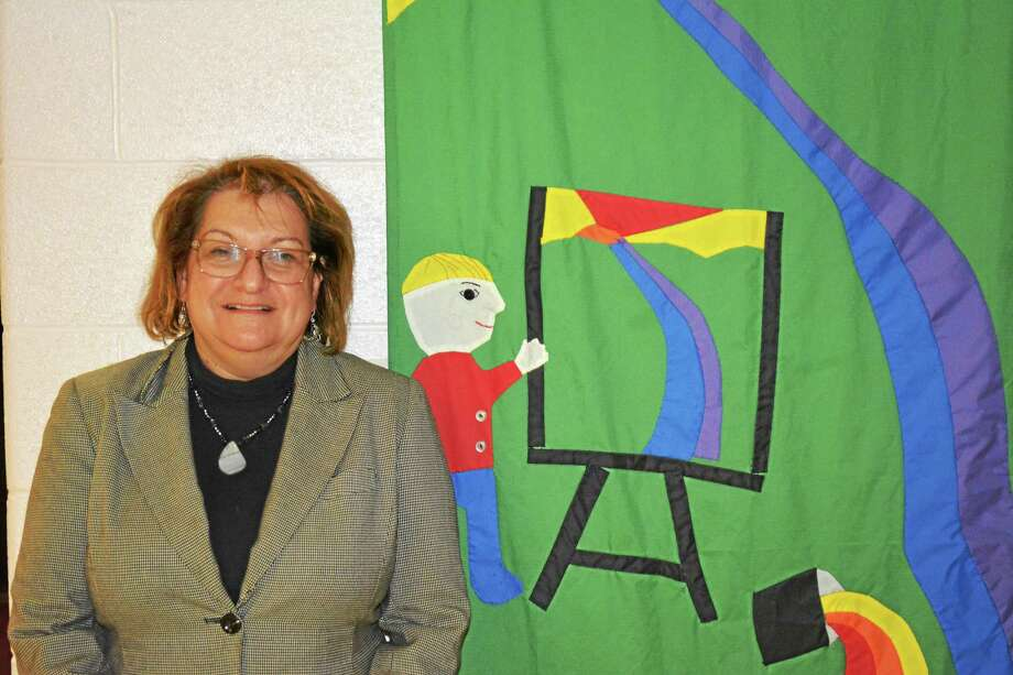 Debra Grainsky will return to her position as principal of Hinsdale School for an additional year, following a board vote on Thursday. Photo: Ryan Flynn — Register Citizen