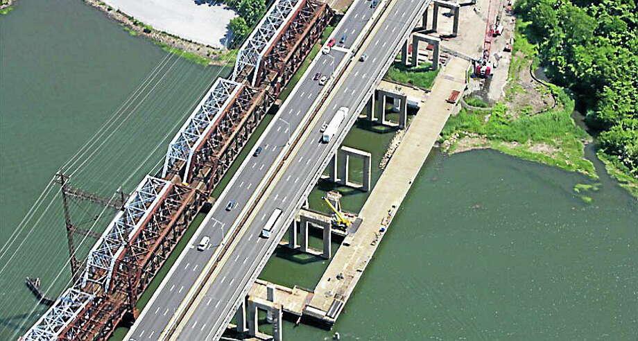 Screenshot via moseswheelerbridge.com, a website dedicated to the bridge reconstruction project. Photo: Journal Register Co.