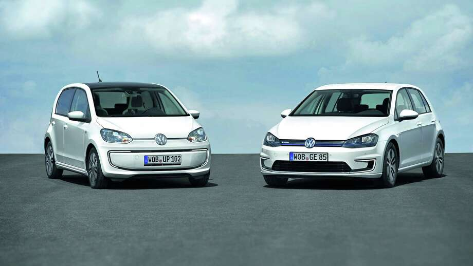 Volkswagen reports that its e-Golf has a range of 118 miles per charge. (Volkswagen)