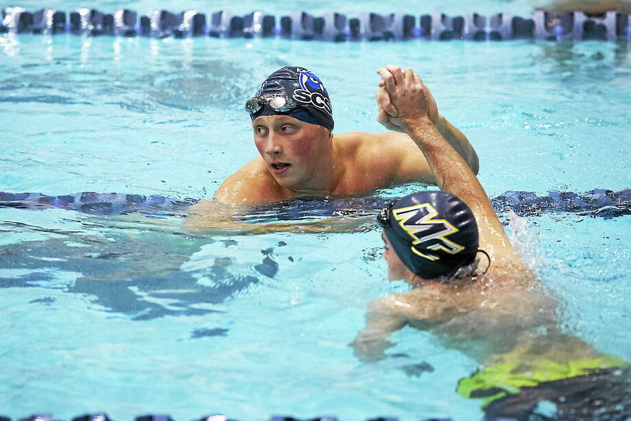 Ray Cswerko graduated from Torrington in 2011 then went to swim at the University of Maryland, before returning to Connecticut to swim for SCSU. Photo: Photo Courtesy Of Southern Connecticut State University