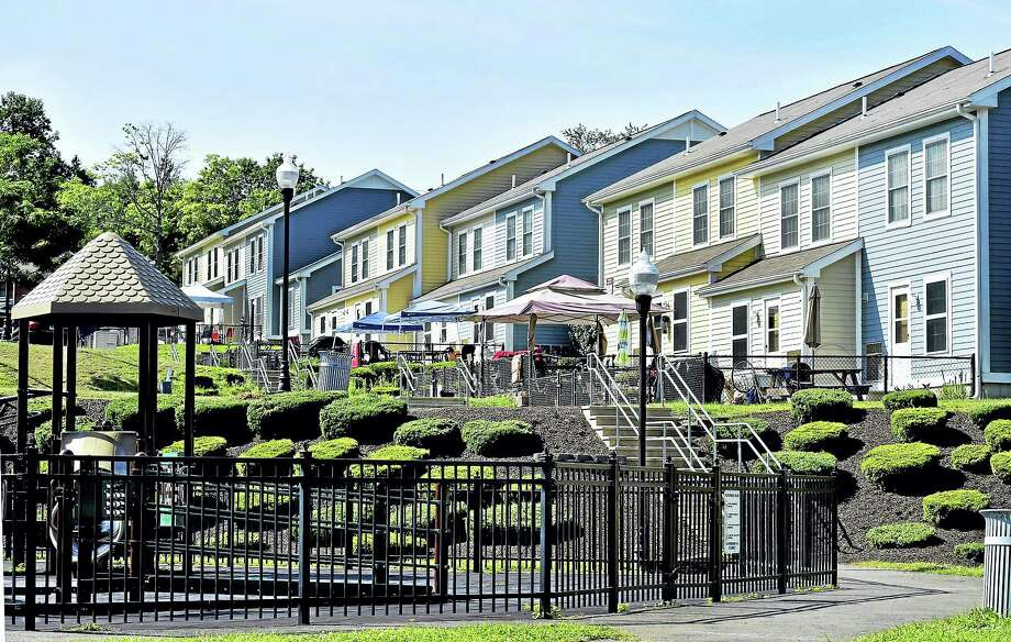 ex residents of rundown farnam courts find new housing comfort in