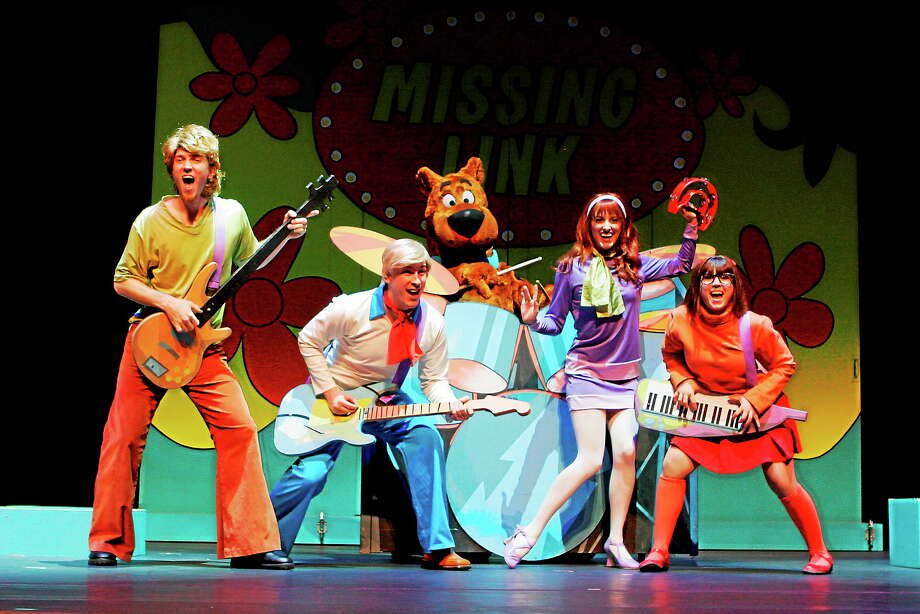 Submitted photos- Waterbury Palace Theater Scooby-Doo Live will be performed for fans of all ages at the Palace Theater in Waterbury. Photo: Journal Register Co.
