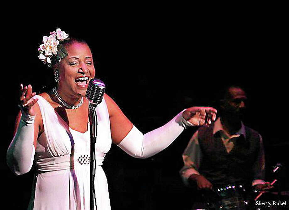 Submitted photo - New England Arts Vocalist Vanessa Rubin performs on Aug. 15 with special guest Don Braden. Photo: Journal Register Co.