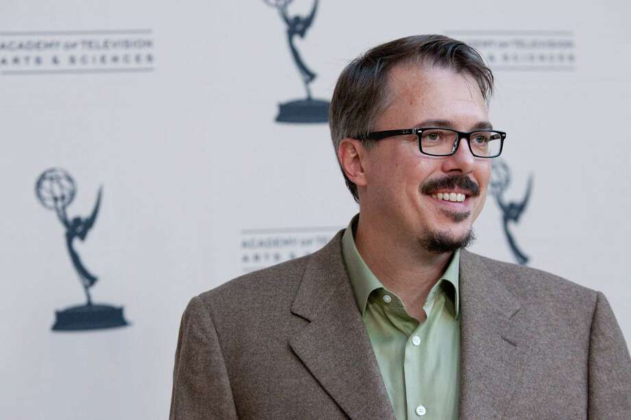 File photo - Vince Gilligan Photo: AP Photo / FR74394 AP