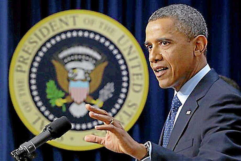 President Barack Obama Photo: (The Associated Press File Photo) / AP