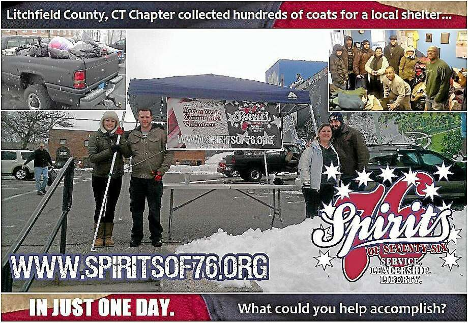 Spirits of '76 will be hosting its third annual Freedom Fest on Saturday. Photo: Journal Register Co.