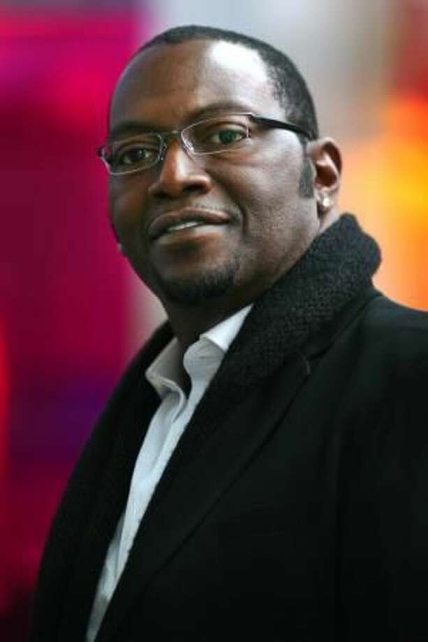 """Randy Jackson, a Grammy Award-winning musician and television personality, poses in New York, U.S., on Wednesday, Dec. 5, 2007. Jackson is best known for his role as a judge on the reality TV show """"American Idol."""" Photo: Bloomberg News"""