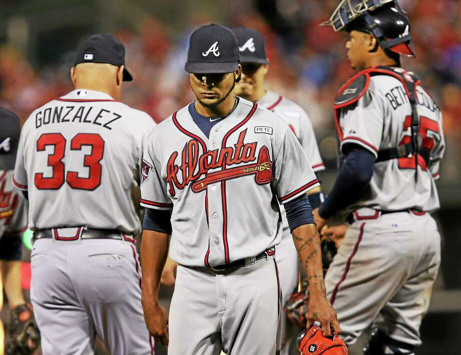 The Minnesota Twins have signed starting pitcher Ervin Santana. Photo: Laurence Kesterson — The Associated Press File Photo  / AP2014