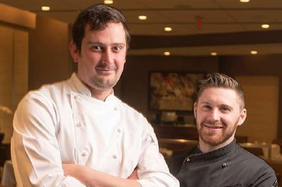 The dishes of executive chef Massimo Fabbri, left, and chef de cuisine Riccardo Rinaldi of Tosca in D.C. deserve oohs and ahs. Illustrates SUPERFOODS (category d), by Bonnie S. Benwick (c) 2014, The Washington Post. Moved Monday, March 10, 2014. (MUST CREDIT: Washington Post photo by Marvin Joseph) Photo: The Washington Post / THE WASHINGTON POST