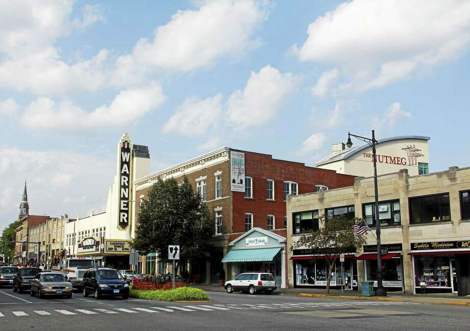 Main Street in Torrington as seen Wednesday. Mayor Elinor Carbone is encouraging the arts and culture commission increase it focus on developing the city's tourism. Photo: Esteban L. Hernandez — The Register Citizen
