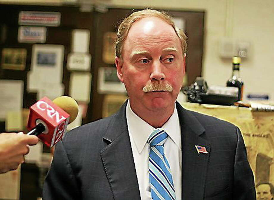 Sen. Michael McLachlan, R-Danbury Photo: Journal Register Co.