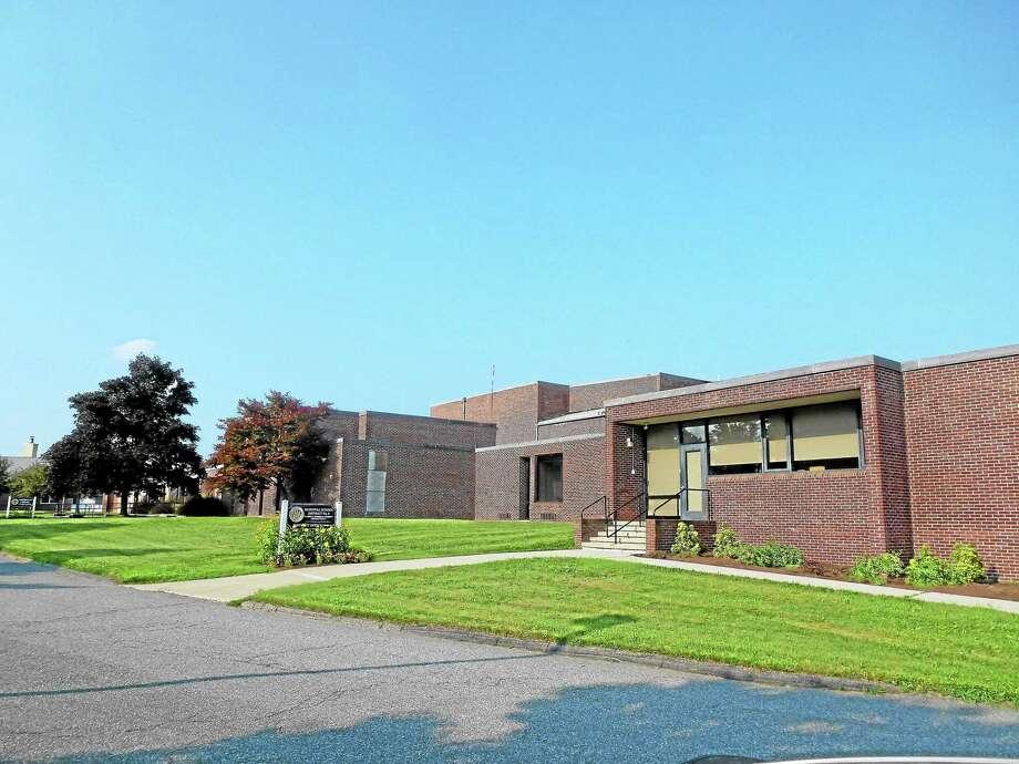 The Region 6 district office at Wamogo Regional High School in Litchfield. Photo: Ryan Flynn Register Citizen
