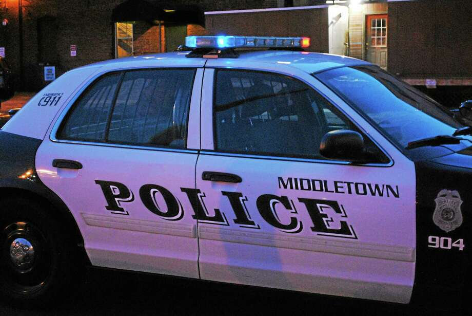 A Middletown police cruiser. Photo: Journal Register Co.