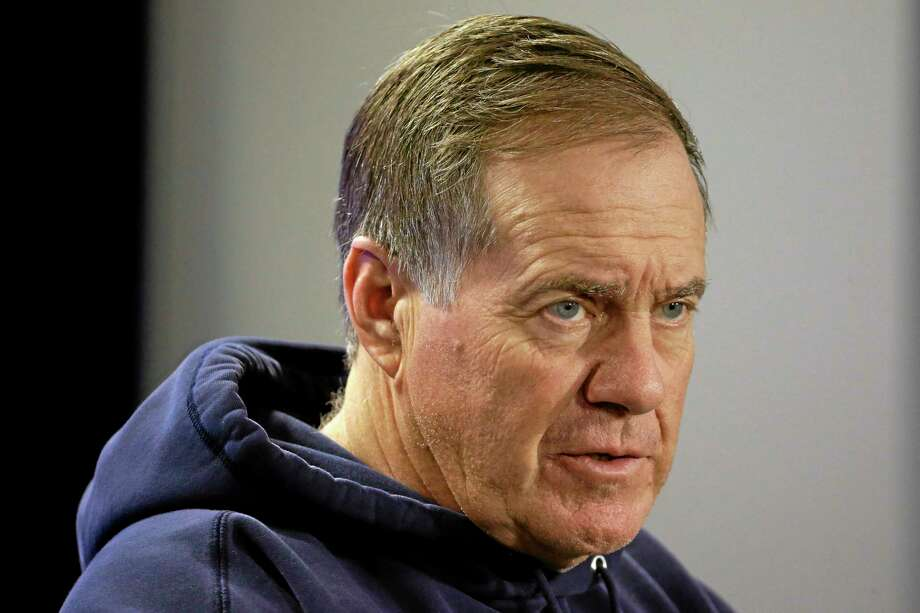 New England Patriots head coach Bill Belichick. Photo: Stephan Savoia — The Associated Press  / AP