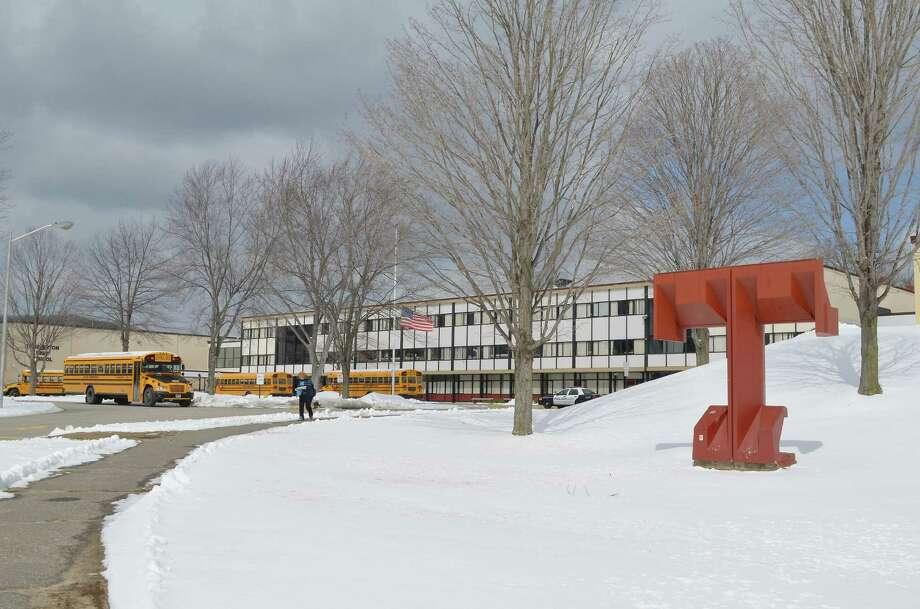 Torrington High School. Photo: Register Citizen File Photo