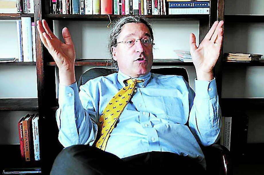 Norm Pattis     Arnold Gold/Register Photo: Journal Register Co.