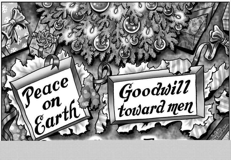 Cartoon by Alan MacBain for Digital First Media. Photo: Journal Register Co.
