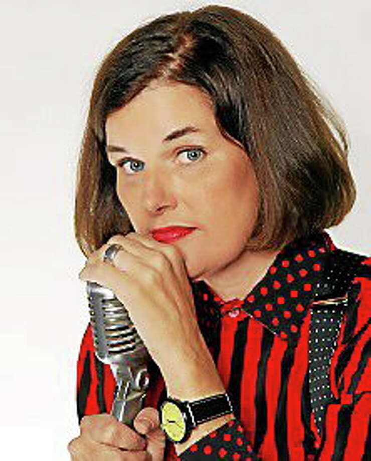 Contributed photo - Infinity Music Hall Comedian Paula Poundstone is performing at Infinity Music Hall in Norfolk in September. Photo: Journal Register Co.
