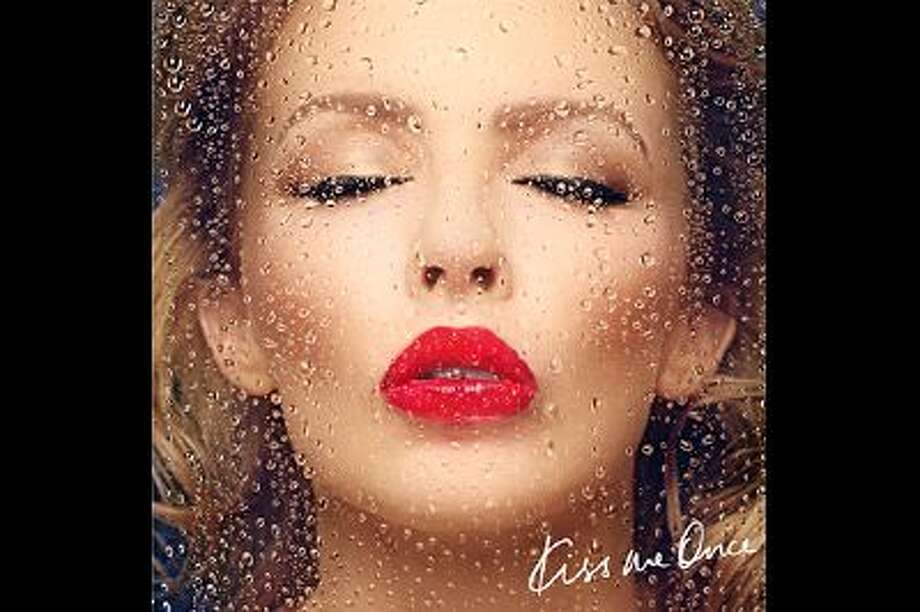 "This CD cover image released by Warner Bros. Records shows ""Kiss Me Once,"" by Kylie Minogue. (AP Photo/Warner Bros.) Photo: AP / Warner Bros."