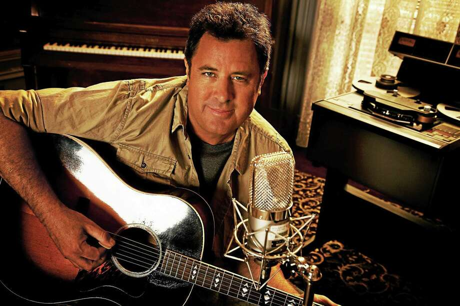 Contributed photo Tickets are now available for Vince Gill's May 13 concert at the Warner Theatre, presented by Infinity Music Hall. Photo: Journal Register Co.
