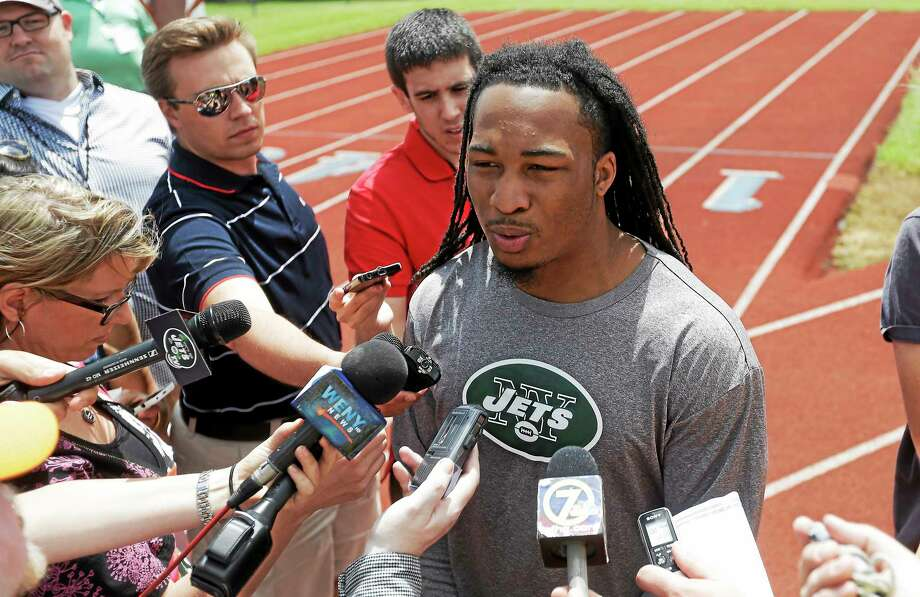 Calvin Pryor finished with a team-leading seven tackles and a fumble recovery in the Jets preseason game on Saturday. Photo: The Associated Press File Photo  / AP