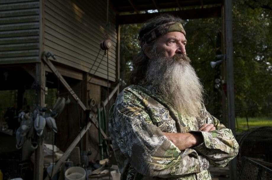Phil Robertson in A&E's Duck Dynasty. (A&E Networks) Photo: A&E Networks