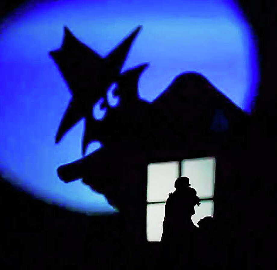 A shadow-dance image from Catapult's Facebook page. Photo: Courtesy Of Connecticut Magazine